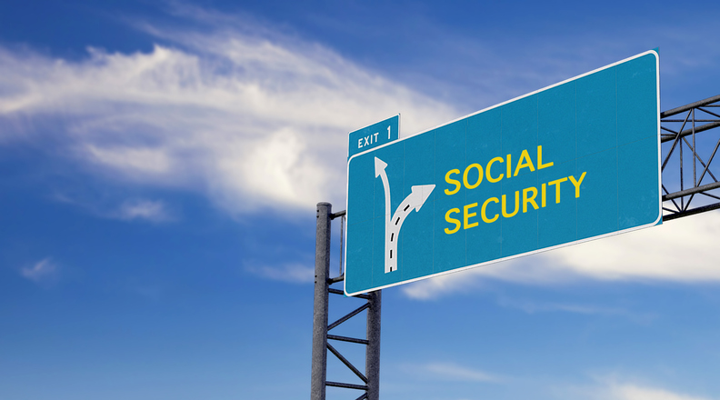 Social Security Benefits Image