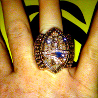 Eric Alexander's ring